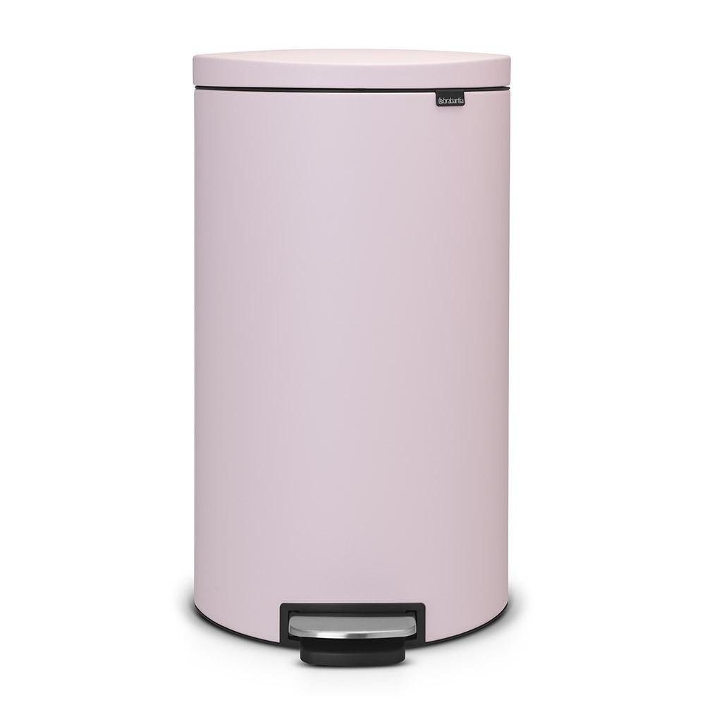 poubelle flatback 30 litres rose brabantia. Black Bedroom Furniture Sets. Home Design Ideas