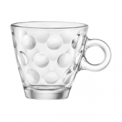 Lot de 6 tasses à espresso Dots