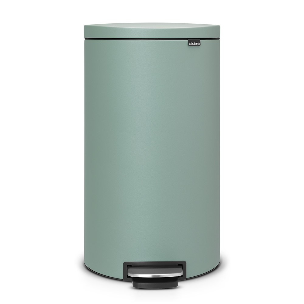 poubelle flatback 30 litres mint brabantia. Black Bedroom Furniture Sets. Home Design Ideas