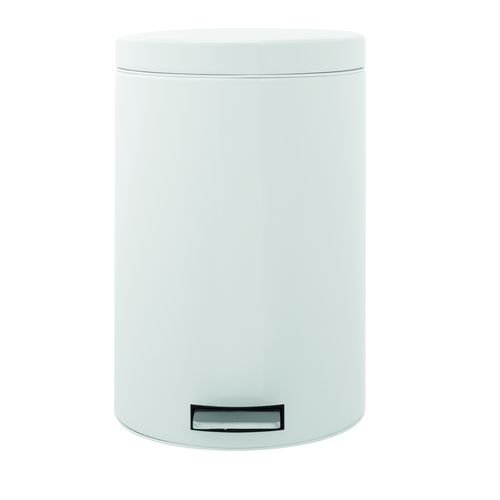 poubelles p dales 20 litres 20 litres blanc brabantia. Black Bedroom Furniture Sets. Home Design Ideas