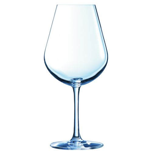 Lot de 6 verres à pied Arom'up oaky red