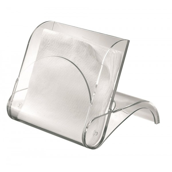 Porte serviettes de table transparente guzzini - Porte serviette en grillage plastique ...