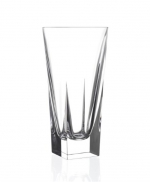 Lot de 6 chopes Fusion  -  - 27 cl - Transparente