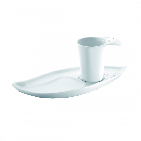 Lot de 12 tasses à café alizée - PILLIVUYT - 8 cl