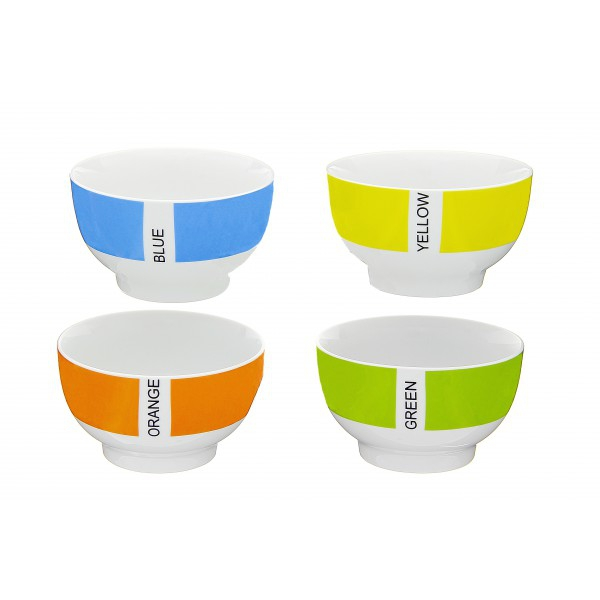 Set de 4 bols Pantone - TABLE AND COOK