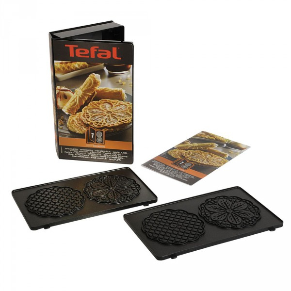 coffret plaques 2 bricelets snack collection tefal. Black Bedroom Furniture Sets. Home Design Ideas