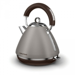Bouilloire Accents Pop - MORPHY RICHARDS - 1,5 litres - GRIS