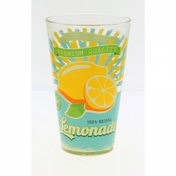 Lot de 6 chopes bio lemonade