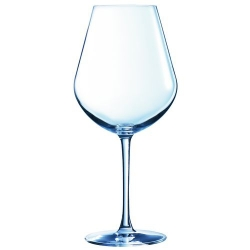 Lot de 4 verres à pied Arom'up fruity red