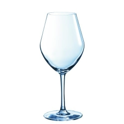 Lot de 4 verres à pied Arom'up fruity white