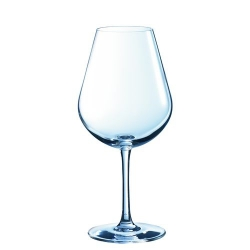 Lot de 6 verres à pied Arom'up oaky white