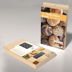 Coffret Mes petits pains ronds croustillants
