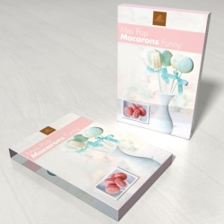 Coffret mes pop macarons facile