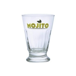 Lot de 6 chopes à mojito Sambaya