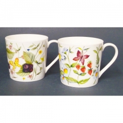 Lot de 6 mugs Dorset Wild Hedgerow