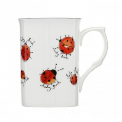 Lot de 6 mugs Nature