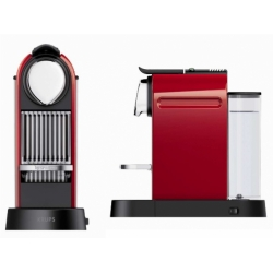 Nespresso CITIZ 'Rouge Flamme'
