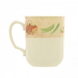 Lot de 6 mugs potager