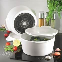 Cocotte haute individuelle ulysse induction