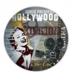 Assiette Hollywood