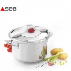 Cocotte CLIPSO GOURMET inox