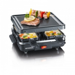 Raclette grill 4 personnes