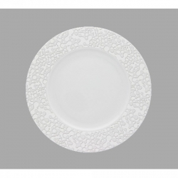 Lot de 6 assiettes plates