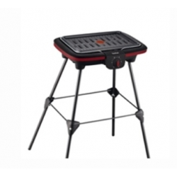 Barbecue Easy grill contact pied