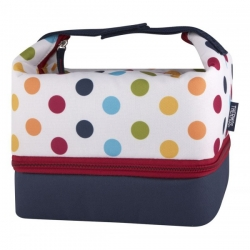 Sac bento Dots & Stripes