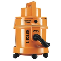 "Aspirateur sans sac ""3 en 1"" 8L orange"