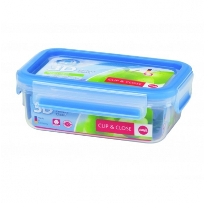 Boîte alimentaire rectangulaire  - EMSA - 55 cl