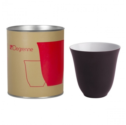 Coffret Mug - GUY DEGRENNE - 25 cl - ANTHRACITE