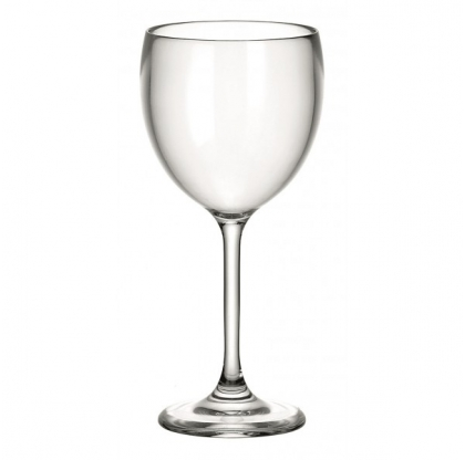 Lot de 6 verres à vin Happy Hour - GUZZINI - 30 cl - Transparente