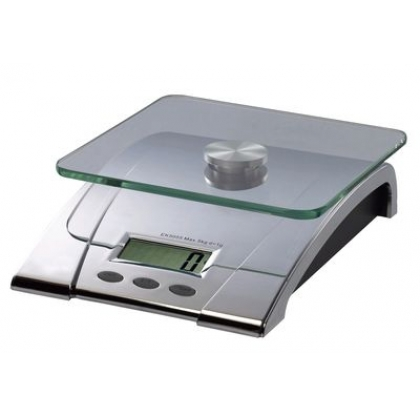 Balance silver 5kg - TABLE AND COOK - COULEUR SILVER