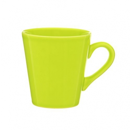 Lot de 6 mugs - TABLE AND COOK - 27,5 cl - VERT