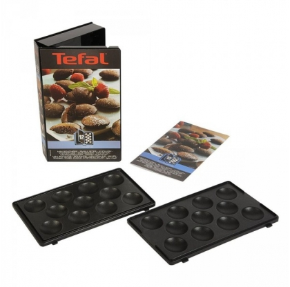 coffret plaques mini bouch es snack collection tefal. Black Bedroom Furniture Sets. Home Design Ideas