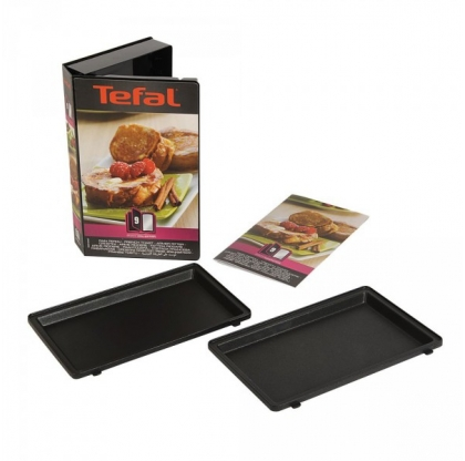 Coffret plaques pain perdu snack collection - TEFAL