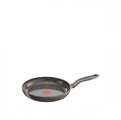 Poêle ceramcontrol induction - TEFAL - 24 cm - GRIS